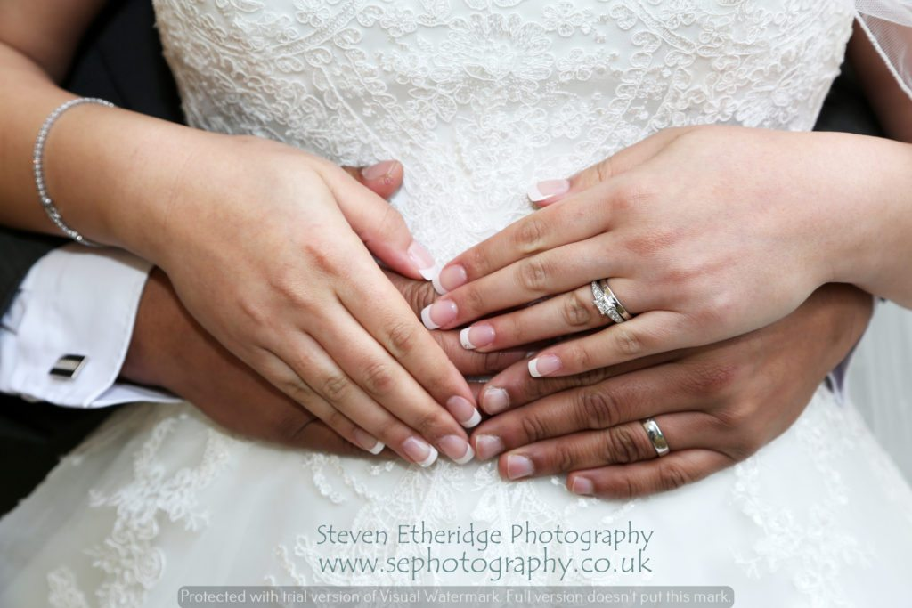 Hampshire Wedding Photographer - wedding rings