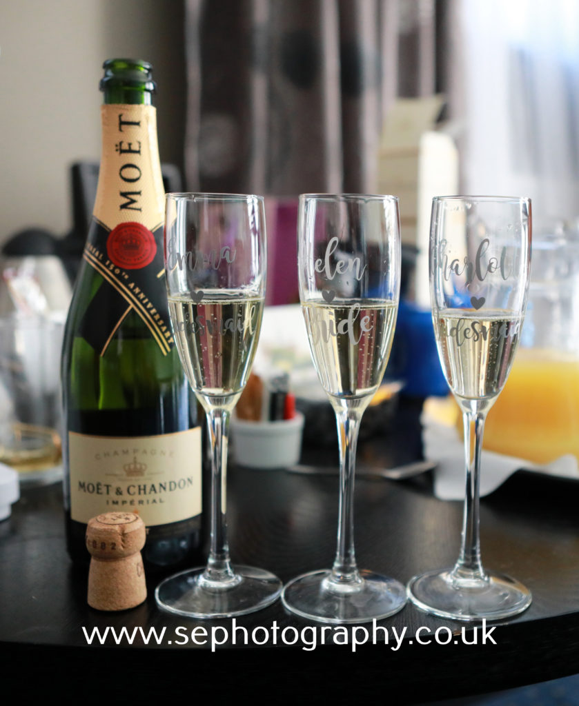 Surrey Wedding Photographer - Moet Chandon
